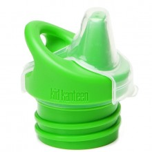 Детская бутылка Klean Kanteen Kid Classic Sippy Brushed 355 мл