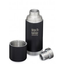 Термос Klean Kanteen Insulated TKPRO Shale Black 0.75л