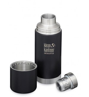 Термос Klean Kanteen Insulated TKPRO Shale Black 750 мл