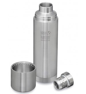 Термос Klean Kanteen Insulated TKPRO Brushed Stainless 1 л