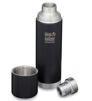 Термос Klean Kanteen Insulated TKPRO Shale Black 1 л