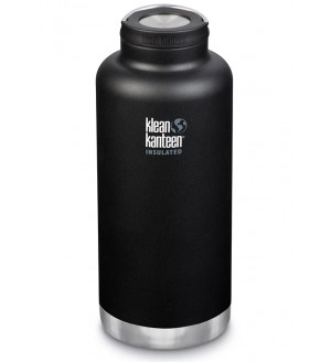 Термобутылка Klean Kanteen Insulated TKWide 1900мл Shale Black