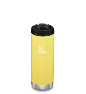 Термобутылка Klean Kanteen Insulated TKWide 473мл Buttercup