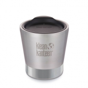 Термостакан Insulated Tumbler Klean Kanteen 237ml Brushed Stainless