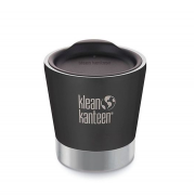 Термостакан Insulated Tumbler Klean Kanteen 237ml Shale Black