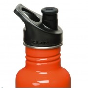 Бутылка спортивная Klean Kanteen Classic Sport Flame Orange 532мл