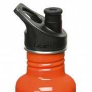 Бутылка спортивная Klean Kanteen Classic Sport Flame Orange 800мл