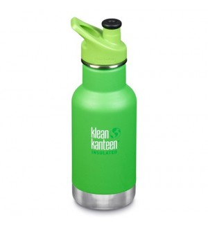 Термобутылка детская Klean Kanteen Insulated Kid Classic 355мл Lizard Tails