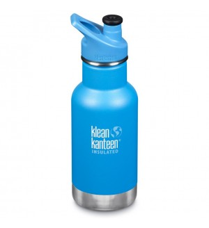 Термобутылка детская Klean Kanteen Insulated Kid Classic 355мл Pool Party