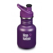 Детская бутылка KID SPORT Klean Kanteen Grape Jelly 355 мл