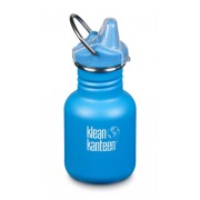 Детская бутылка Klean Kanteen Kid Classic Sippy Pool Party