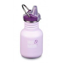 Детская бутылка Klean Kanteen Kid Classic Sippy Sugarplum Fairy