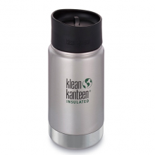 Термобутылка Klean Kanteen Brushed Stainless 355мл
