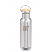 Термобутылка Klean Kanteen Insulated Reflect Brushed Stainless 592мл